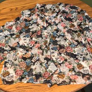 LC Lauren Conrad blouse